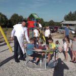 """""""Ulica osmijeha"""" dobila dječije igralište (VIDEO)"""