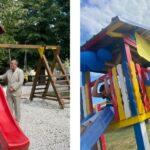 Još dva dječija igrališta u gradu (FOTO)