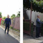Ulica Nikole Luketića ponovo ima asfalt (FOTO)