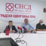 Banjalučki SNSD nezadovoljan Nacrtom rebalansa gradskog budžeta (VIDEO)