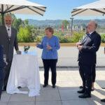Tegeltija u Tirani: Merkelova na radnom ručku sa liderima zapadnog Balkana
