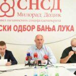 Traže sastanak sa Stanivukovićem Odbornici SNSD izrazili nezadovoljstvo Nacrtom rebalansa budžeta