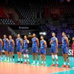 BRILJANTNO Odbojkaši Srbije bez izgubljenog seta u polufinalu prvenstva Evrope