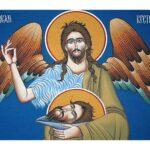 Danas Usjekovanje glave Svetog Јovana Krstitelja