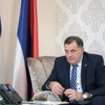 Dodik: Komšić i Džaferović ne biraju sredstva da zaštite zločin nad Srbima