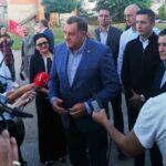 Dodik: U narednom periodu razgovori sa gradskim odborima (VIDEO)