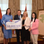 Cvijanović: Hvala Tijani što pronosi slavu Srbije i Srpske
