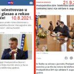 Predsjedništvo BiH: Željko Komšić obmanuo javnost; Telefonska sjednica nije održana (FOTO)