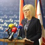 Pekićeva odgovorila Turkovićevoj: Bilo bi normalno i da institucije BiH učestvuju u izgradnji memorijalnog centra