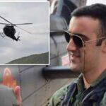 OPERACIJA CETINJE! Ovo je pilot vojnog helikoptera koji je Porfirija i Joanikija spustio do manastira