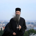Patrijarh Porfirije danas u Crnoj Gori, sutra ustoličenje mitropolita Јoanikija