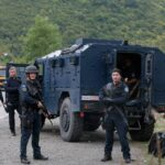 Nastavlja se miran protest Srba; Pripadnici ROSU i dalje na punktovima