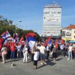 Više od 3.000 Banjalučana u defileu na Dan srpskog jedinstva (VIDEO)
