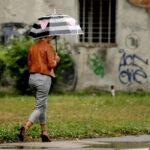 OČEKUJU SE PLJUSKOVI Sutra pretežno oblačno vrijeme sa kišom