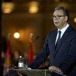 Vučić: Nikada i nikome se više nećemo izvinjavati za našu trobojku (VIDEO)