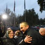 """Miting podrške """" Gradonačelnik -da, ostavka- ne"""" (FOTO)"""