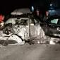 TEŠKA SAOBRAĆAJNA NESREĆA U sudaru tri vozila povrijeđene četiri osobe